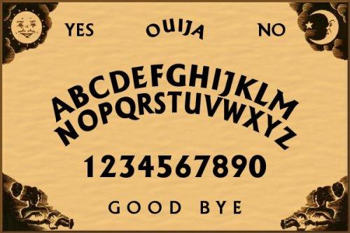 Ouija board, Ouija board, can you help me?
