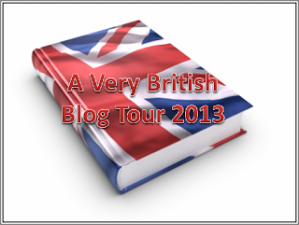 A Very British Blog Tour 2013