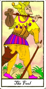 11 million adults in the UK are potentially interested in the Tarot! © Alex Sumner 2013