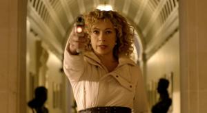 River Song (from Doctor Who)