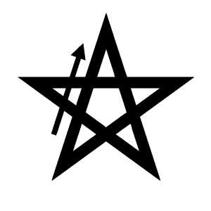 banishing earth pentagram