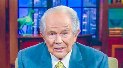 Pat Robertson, comedy televangelist