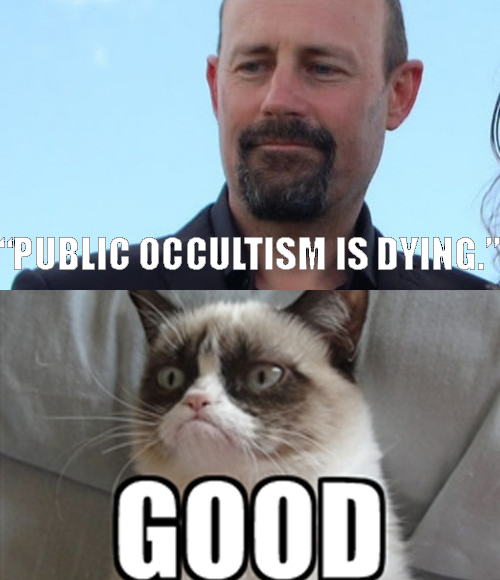 Public Occultism is Dying: An Initiated Response